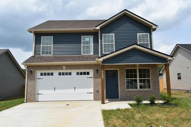 1487 Coronado Dr, Clarksville, TN 37042 (MLS #RTC2290278) :: Cory Real Estate Services