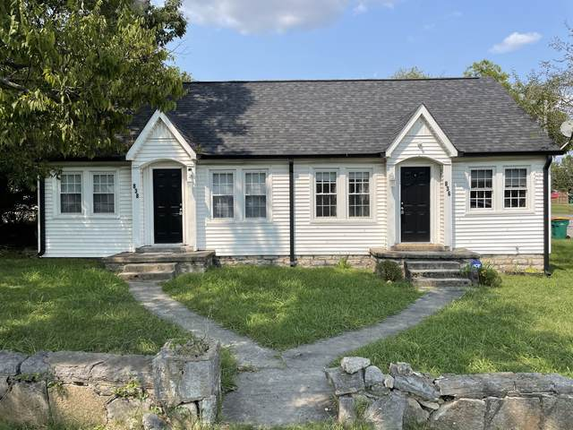 836 Commerce St W, Lewisburg, TN 37091 (MLS #RTC2290496) :: Maples Realty and Auction Co.