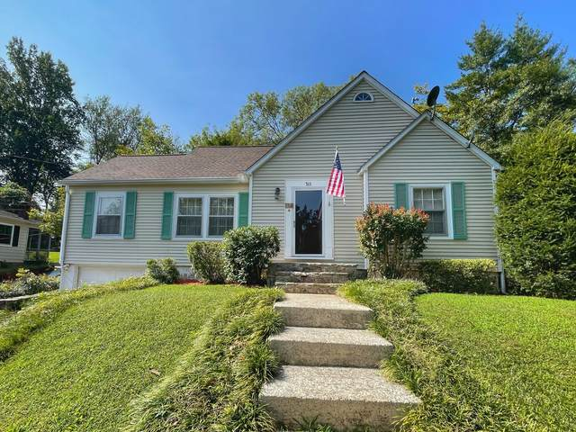 311 Westwood Dr, Mc Minnville, TN 37110 (MLS #RTC2290502) :: Re/Max Fine Homes