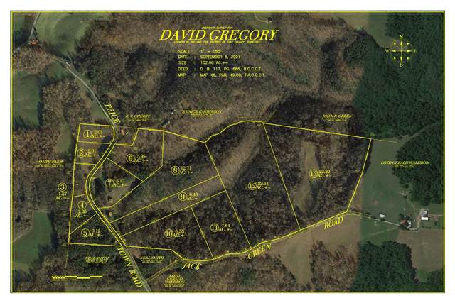 0 Pricetown Rd, Whitleyville, TN 38588 (MLS #RTC2290514) :: Oak Street Group