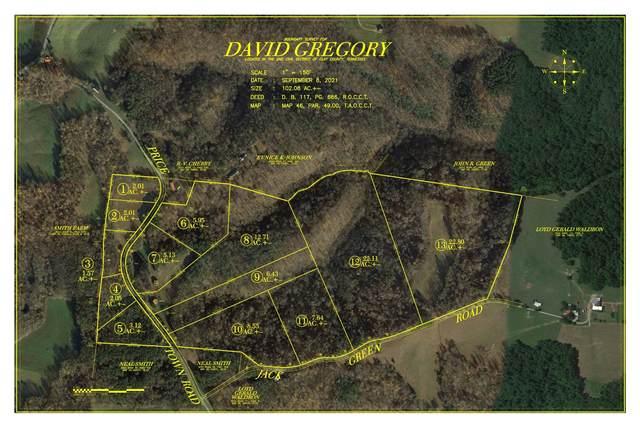 0 Pricetown Rd, Whitleyville, TN 38588 (MLS #RTC2290516) :: Oak Street Group
