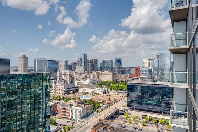 1212 Laurel Street #1915, Nashville, TN 37203 (MLS #RTC2290714) :: Maples Realty and Auction Co.