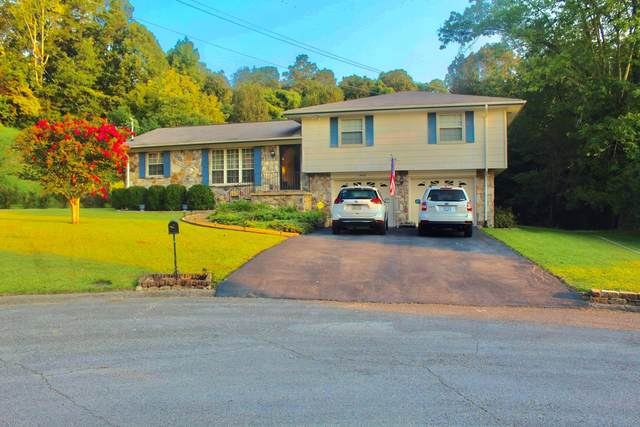 3403 Crabtree Dr, Chattanooga, TN 37412 (MLS #RTC2290744) :: HALO Realty