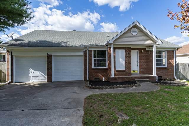 239 Grassmire Dr, Clarksville, TN 37042 (MLS #RTC2290779) :: RE/MAX Fine Homes