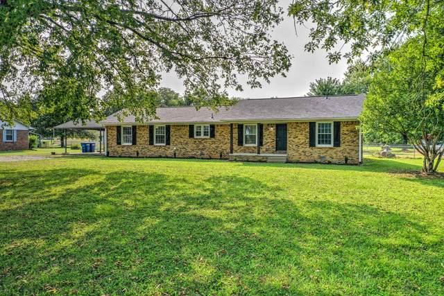 705 Greenwood St, Mount Pleasant, TN 38474 (MLS #RTC2290807) :: The Godfrey Group, LLC