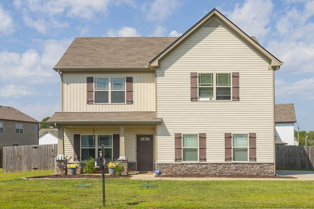1309 Halverson Dr, Murfreesboro, TN 37128 (MLS #RTC2290814) :: Cory Real Estate Services