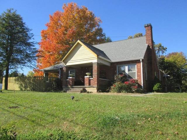 612 Wilson Ave, Tullahoma, TN 37388 (MLS #RTC2290815) :: John Jones Real Estate LLC