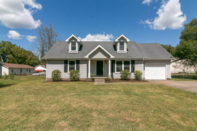 709 Shelton Cir, Clarksville, TN 37042 (MLS #RTC2290831) :: The Home Network by Ashley Griffith