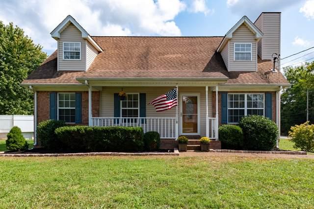 101 Glen Haven Dr, Portland, TN 37148 (MLS #RTC2290858) :: John Jones Real Estate LLC