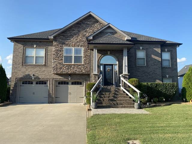 1521 Green Grove Way, Clarksville, TN 37043 (MLS #RTC2290908) :: Nashville Roots