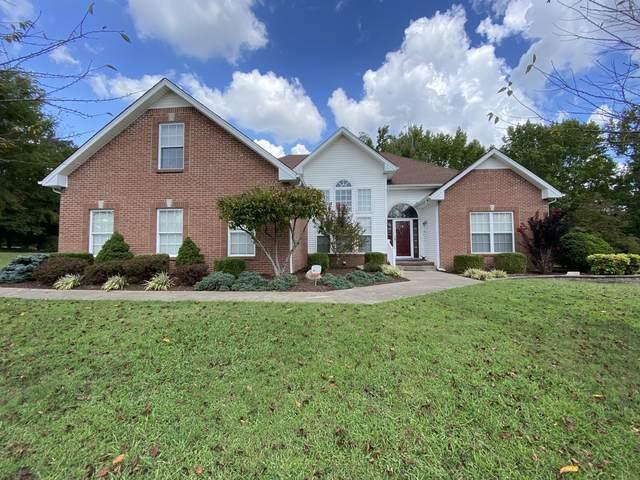 2101 Karen Ct, Clarksville, TN 37043 (MLS #RTC2290991) :: Oak Street Group