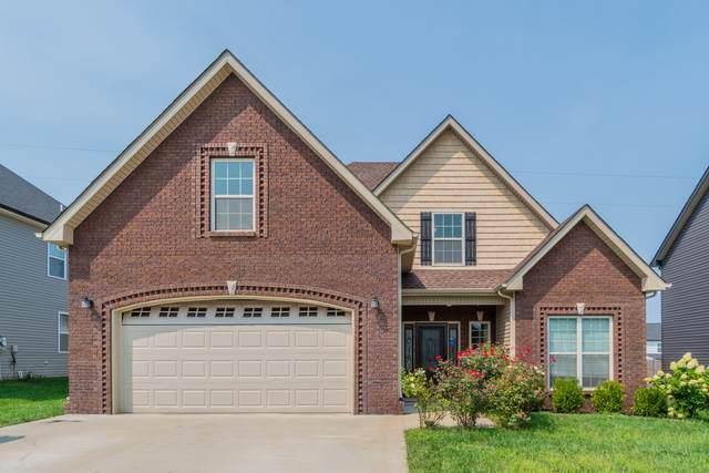 1252 Winterset Dr, Clarksville, TN 37040 (MLS #RTC2291089) :: Oak Street Group