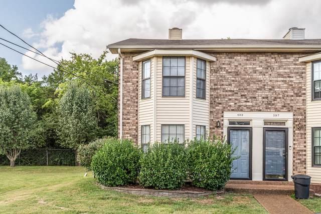 599 Thomas Jefferson Cir, Madison, TN 37115 (MLS #RTC2291173) :: John Jones Real Estate LLC