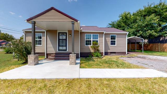 214 W Coffee St, Tullahoma, TN 37388 (MLS #RTC2291179) :: Ashley Claire Real Estate - Benchmark Realty