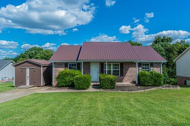 1325 Burchett Dr, Clarksville, TN 37042 (MLS #RTC2291206) :: John Jones Real Estate LLC
