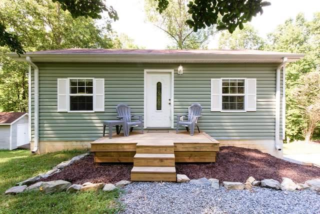 10362 Sugar Camp Rd, Bon Aqua, TN 37025 (MLS #RTC2291208) :: Ashley Claire Real Estate - Benchmark Realty