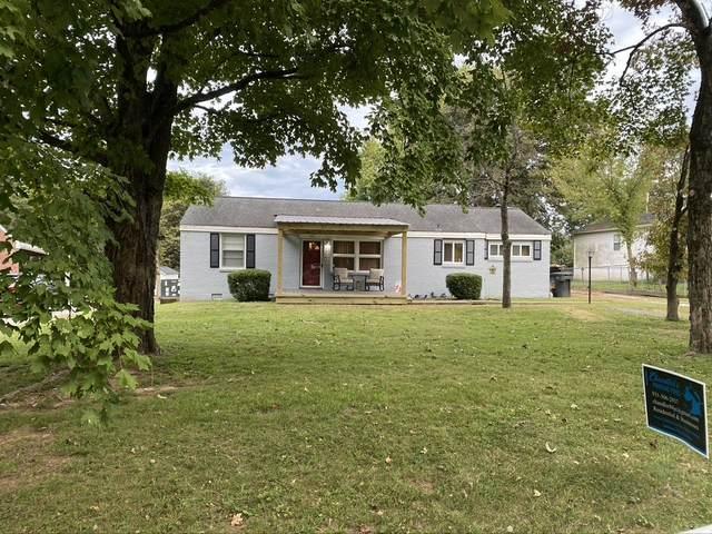 213 Pleasant Dr, Columbia, TN 38401 (MLS #RTC2291329) :: DeSelms Real Estate