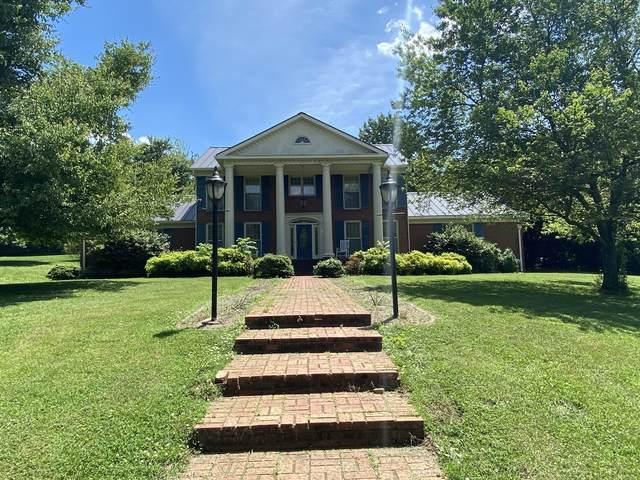 1858 Wilson Pike, Franklin, TN 37067 (MLS #RTC2291363) :: Felts Partners