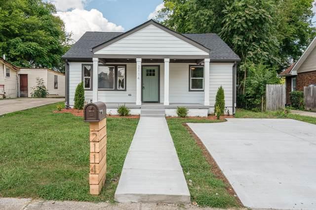 2114 Hermosa St, Nashville, TN 37208 (MLS #RTC2291396) :: Village Real Estate