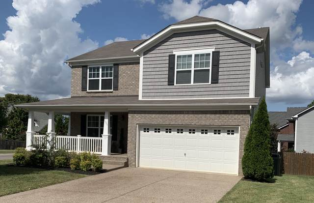 1303 Creekside Dr, Nolensville, TN 37135 (MLS #RTC2291410) :: Maples Realty and Auction Co.