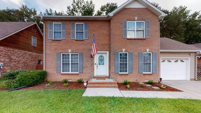 156 Foxrun, Springfield, TN 37172 (MLS #RTC2291419) :: Ashley Claire Real Estate - Benchmark Realty