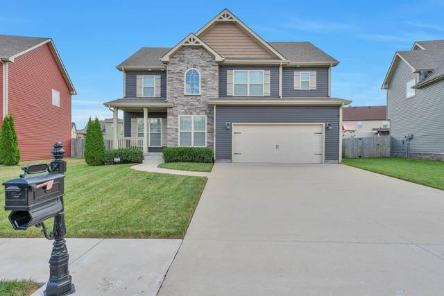 3749 Windhaven Dr, Clarksville, TN 37040 (MLS #RTC2291430) :: RE/MAX Homes and Estates, Lipman Group
