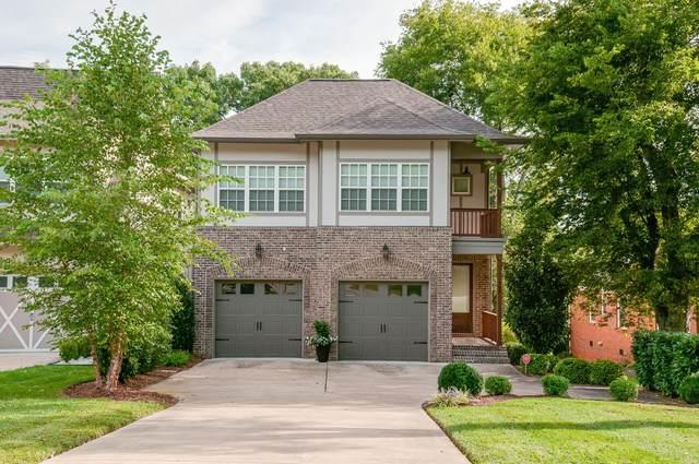78 Brookwood Terrace A, Nashville, TN 37205 (MLS #RTC2291442) :: Felts Partners