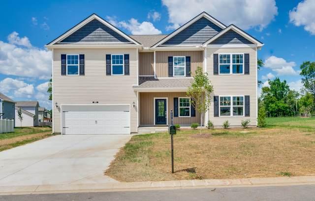 203 Earline Jones Dr, La Vergne, TN 37086 (MLS #RTC2291447) :: RE/MAX Fine Homes