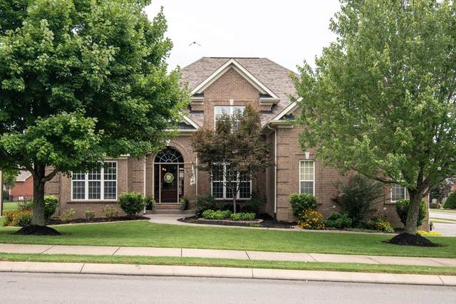 3014 Stewart Campbell Pt, Spring Hill, TN 37174 (MLS #RTC2291503) :: John Jones Real Estate LLC
