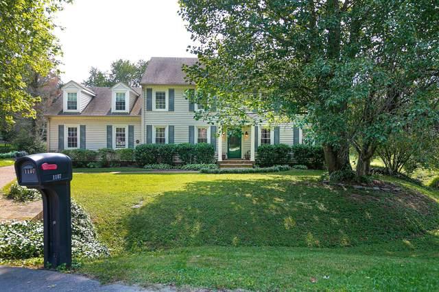 1107 Greenleaf Way, Franklin, TN 37069 (MLS #RTC2291522) :: RE/MAX Fine Homes