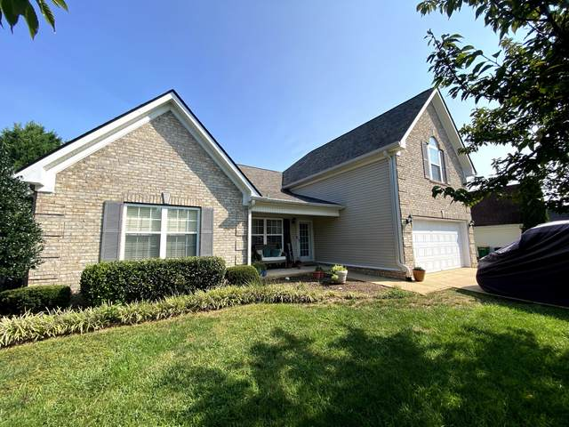 1803 Packard Ct, Spring Hill, TN 37174 (MLS #RTC2291527) :: RE/MAX Fine Homes