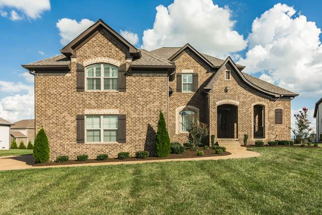 1315 Barnsdale Pl, Gallatin, TN 37066 (MLS #RTC2291531) :: Ashley Claire Real Estate - Benchmark Realty