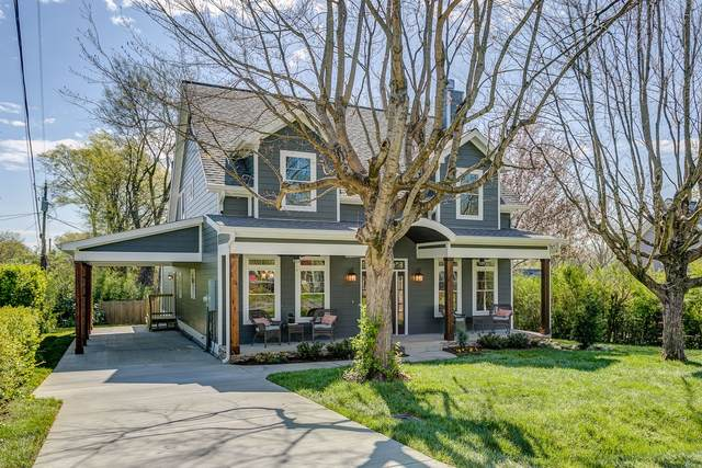 302 Bel Aire Dr, Franklin, TN 37064 (MLS #RTC2291533) :: FYKES Realty Group