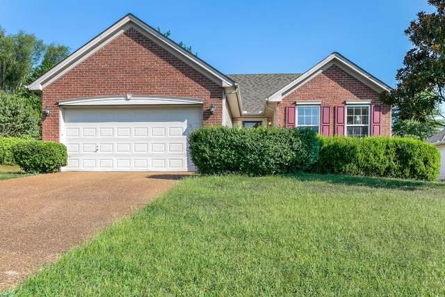 2300 Hayward Ln, Spring Hill, TN 37174 (MLS #RTC2291641) :: RE/MAX Fine Homes