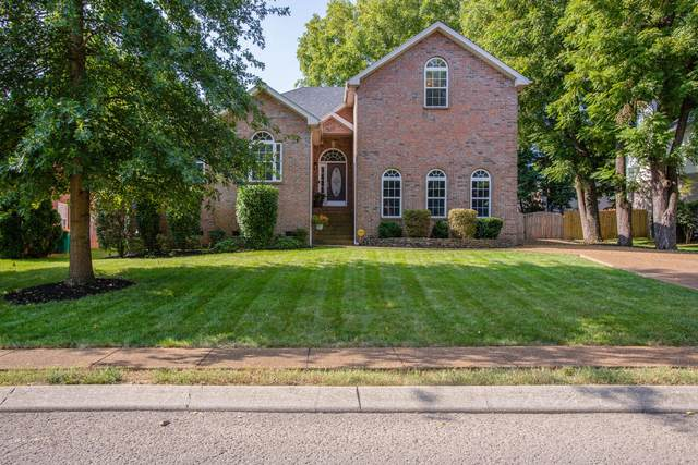 1605 Inverness Dr, Spring Hill, TN 37174 (MLS #RTC2291649) :: RE/MAX Fine Homes