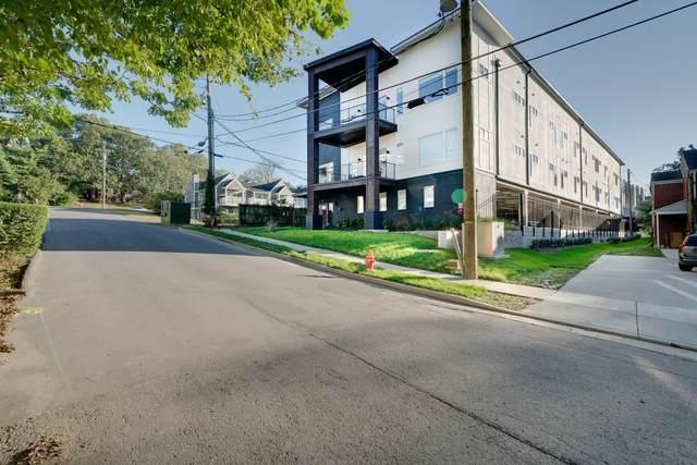 119 Mason Avenue #302, Nashville, TN 37203 (MLS #RTC2291655) :: Morrell Property Collective | Compass RE
