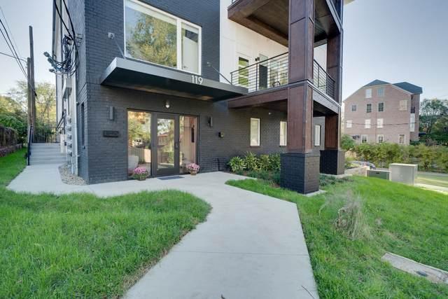119 Mason Avenue #304, Nashville, TN 37203 (MLS #RTC2291660) :: Morrell Property Collective | Compass RE