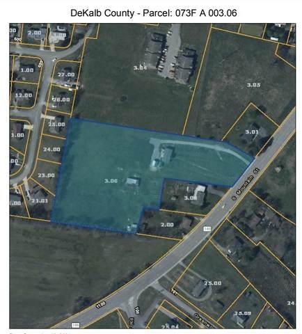 1023 Short Mtn. St., Smithville, TN 37166 (MLS #RTC2291677) :: Berkshire Hathaway HomeServices Woodmont Realty