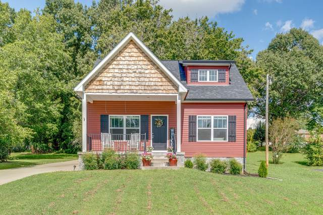 105 Greenbrier Street, Dickson, TN 37055 (MLS #RTC2291713) :: The Milam Group at Fridrich & Clark Realty