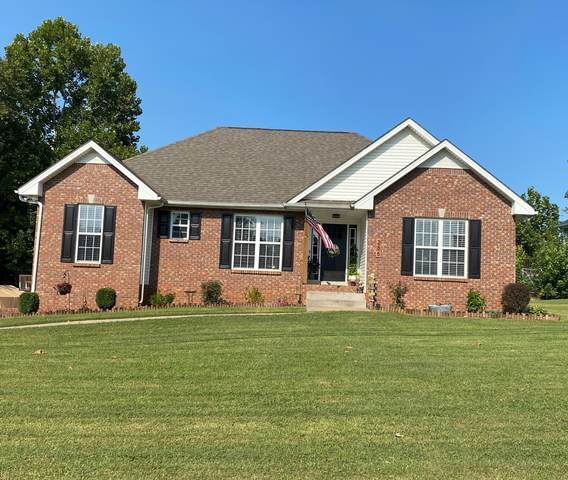 286 Harold Dr, Clarksville, TN 37040 (MLS #RTC2291768) :: The Miles Team | Compass Tennesee, LLC