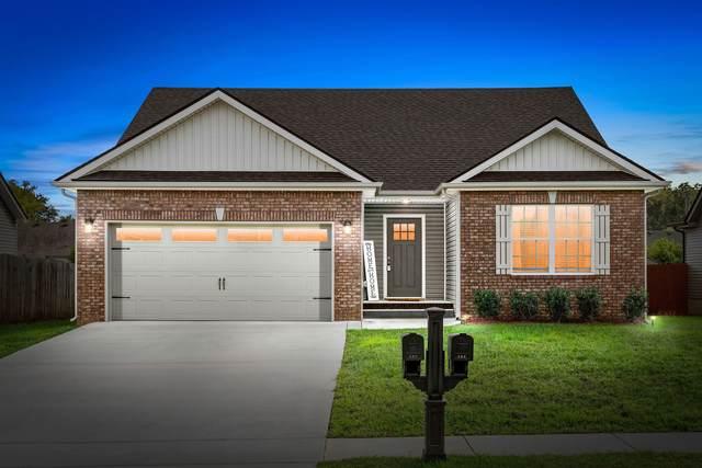 127 Ambridge St, Oak Grove, KY 42262 (MLS #RTC2291787) :: Felts Partners
