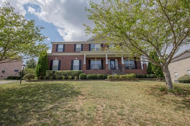 100 Ten Oaks Dr W, Hendersonville, TN 37075 (MLS #RTC2291795) :: Maples Realty and Auction Co.