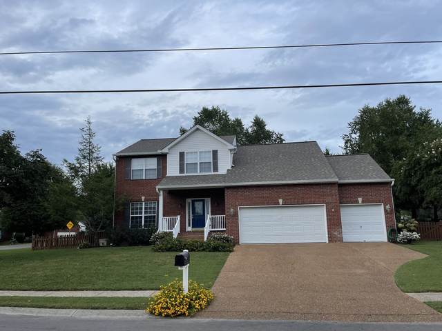 400 Preakness Dr, Thompsons Station, TN 37179 (MLS #RTC2291811) :: Benchmark Realty