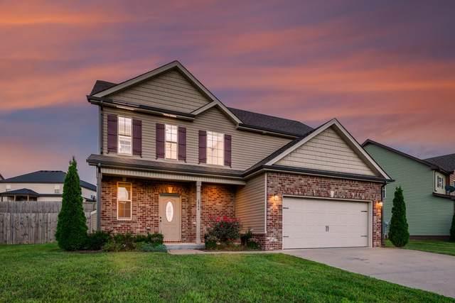 2864 Mcmanus Cir, Clarksville, TN 37042 (MLS #RTC2291819) :: RE/MAX Homes and Estates, Lipman Group