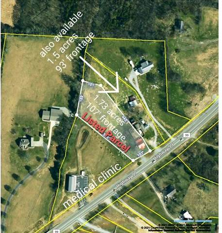 7778 Highway 99, Rockvale, TN 37153 (MLS #RTC2291829) :: John Jones Real Estate LLC