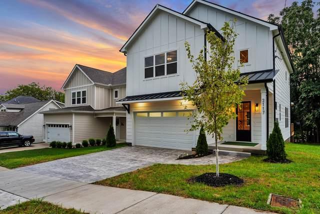 2117 Hermosa St, Nashville, TN 37208 (MLS #RTC2291830) :: Team Wilson Real Estate Partners