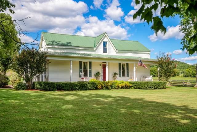 639 Beechwood Rd, Bell Buckle, TN 37020 (MLS #RTC2291855) :: Village Real Estate