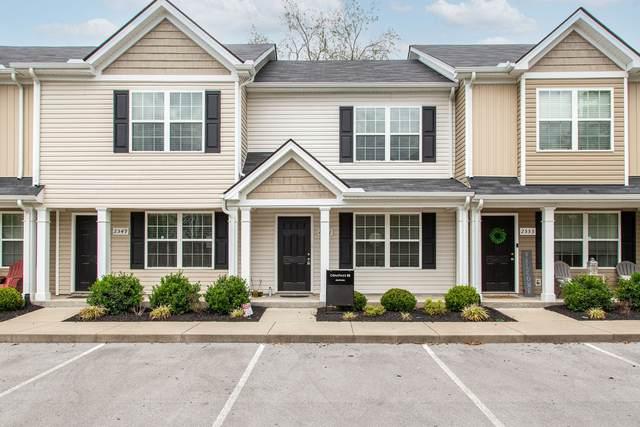 2551 Jackalope St, Murfreesboro, TN 37130 (MLS #RTC2291876) :: RE/MAX Fine Homes
