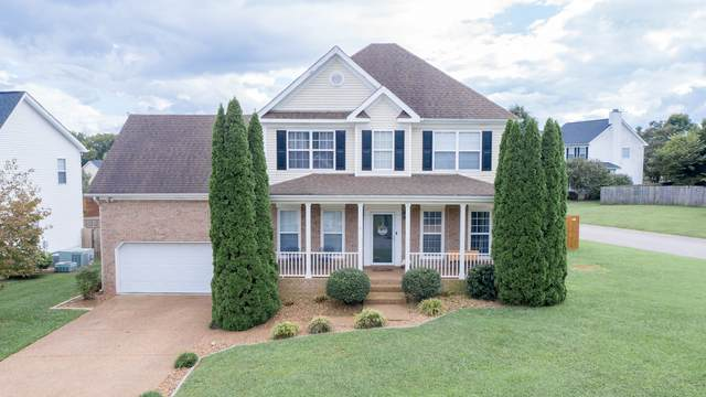 1156 Summerville Cir, Thompsons Station, TN 37179 (MLS #RTC2291891) :: RE/MAX Homes and Estates, Lipman Group