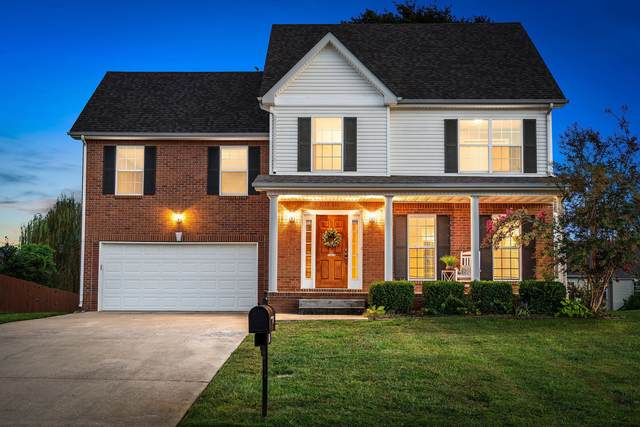 1407 Ambleside Dr, Clarksville, TN 37040 (MLS #RTC2291901) :: Maples Realty and Auction Co.